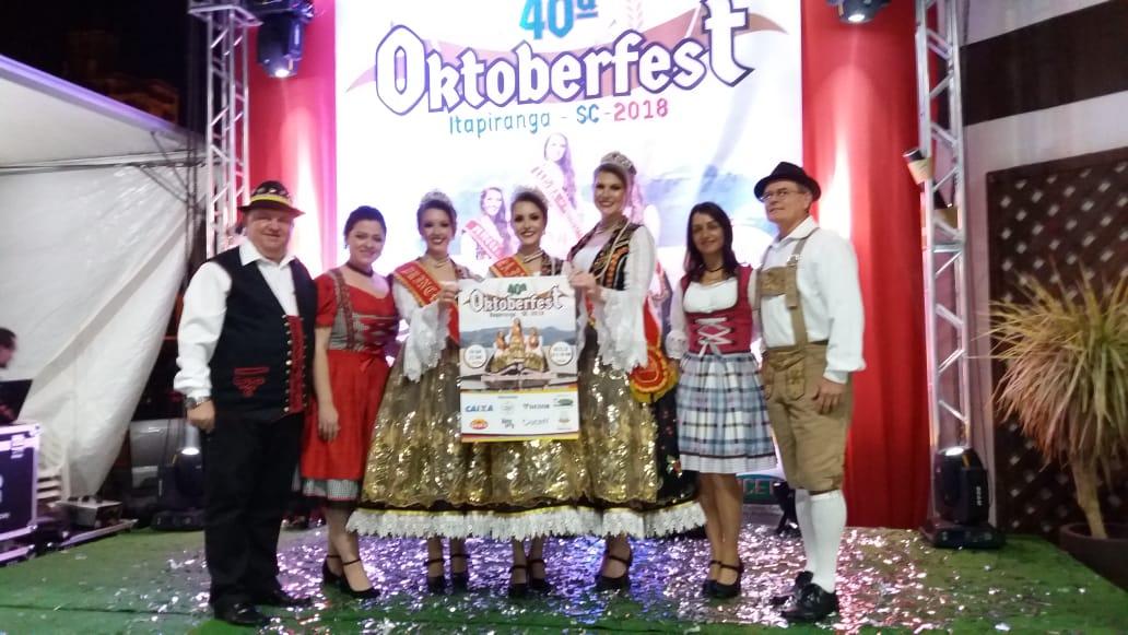 Lançamento Oficial da quadragésima Oktoberfest