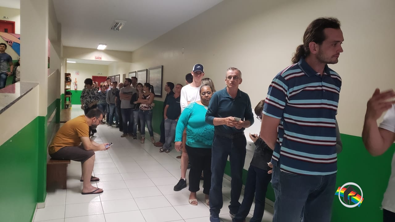 Eleição ocorre com normalidade em Itapiranga