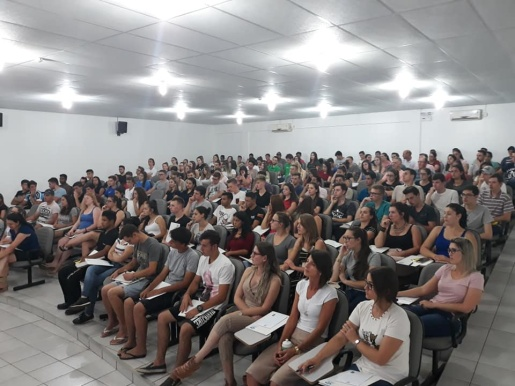 Uninter realiza palestra durante a 2ª jornada acadêmica