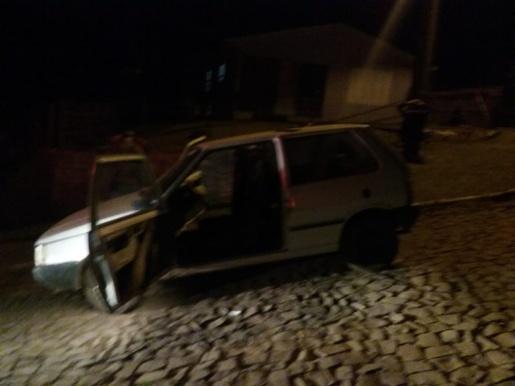 Autores de tentativa de furto em residência de Guarujá do Sul são detidos pela PM