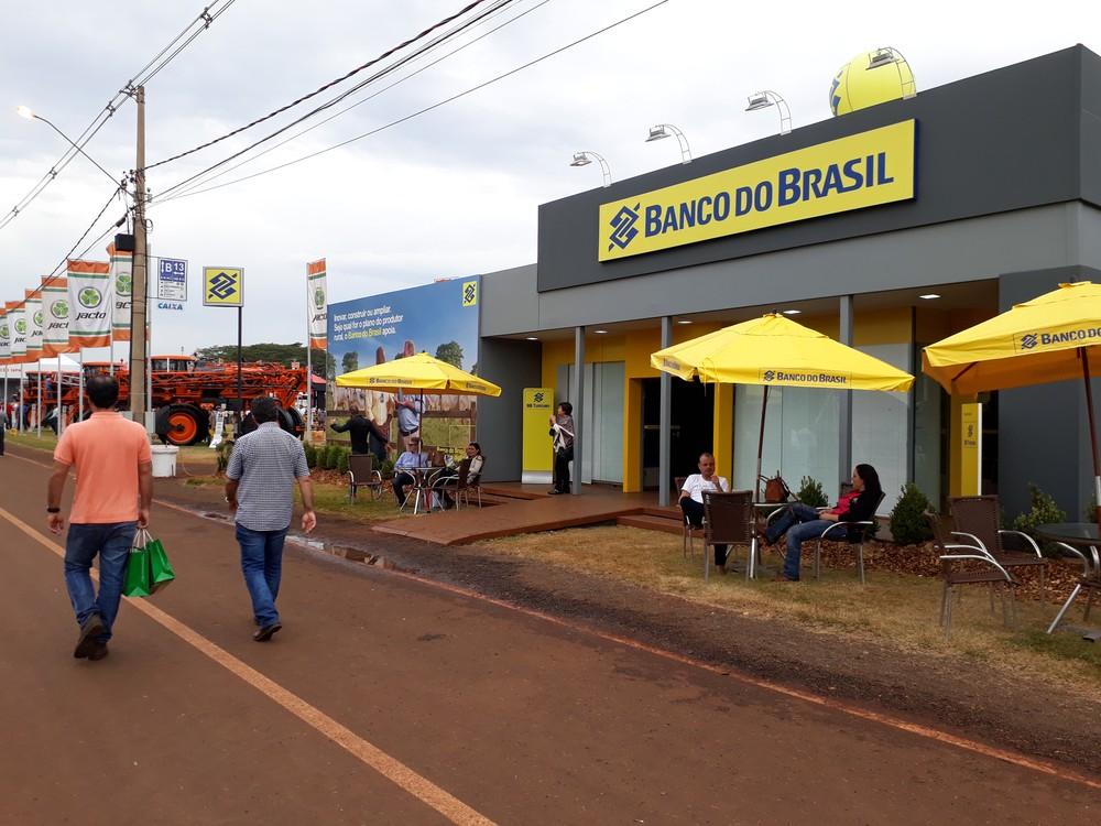 Banco do Brasil tem lucro líquido de R$ 2,4 bilhões no 1º trimestre