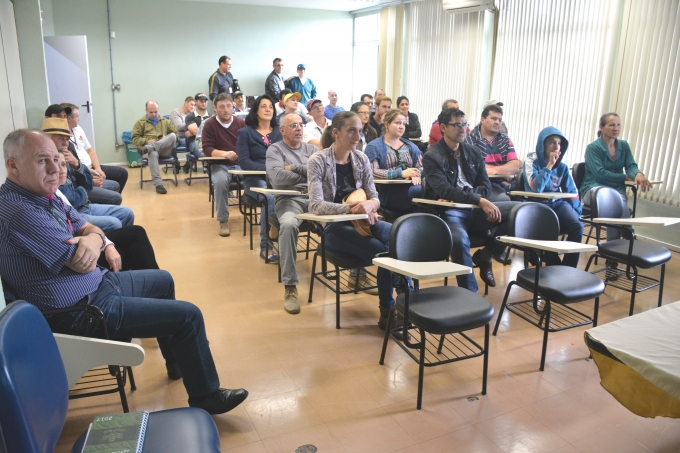 Epagri reúne municípios para discutir nova tecnologia