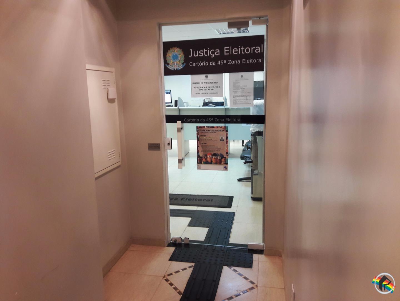Justiça Eleitoral realiza cadastramento biométrico no município