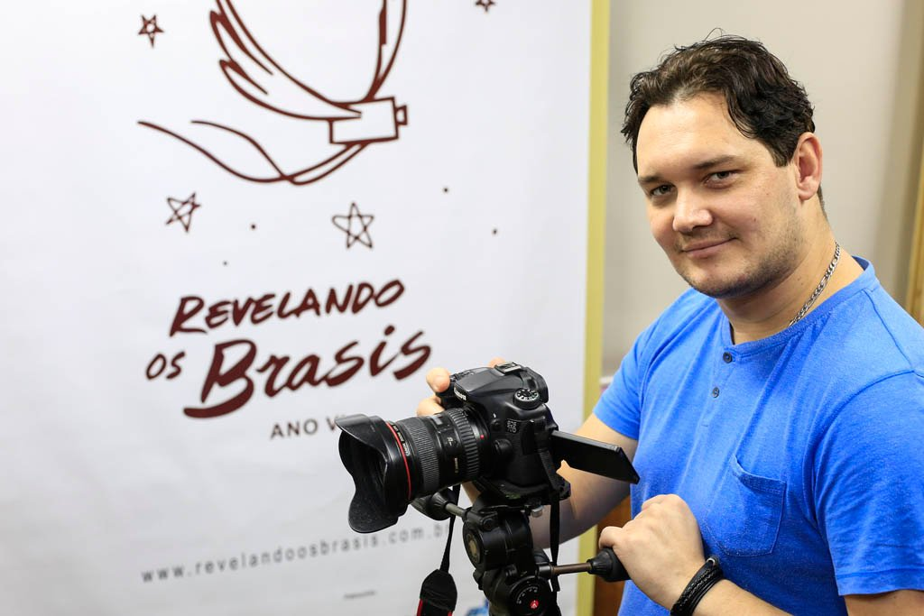 "Guarujá do Sul vive dias de cinema no ""Revelando os Brasis"""