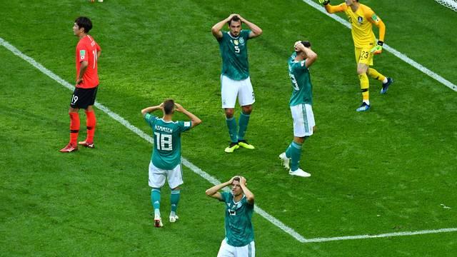 VÍDEO: Atual campeã da Copa do Mundo, Alemanha é eliminada