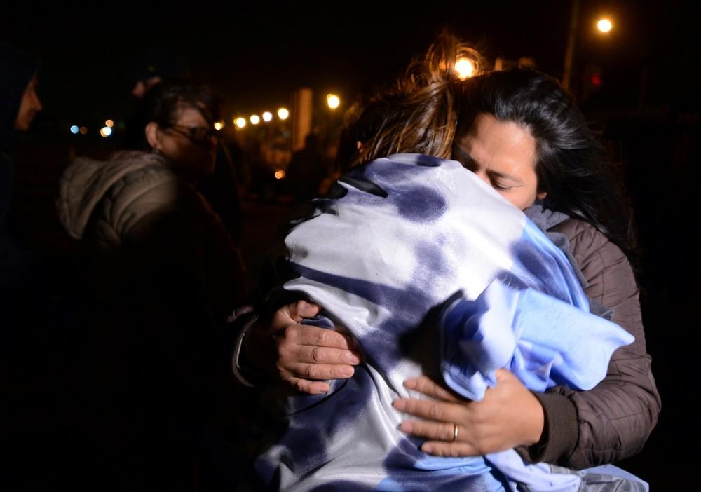 Submarino argentino desaparecido há 1 ano é encontrado