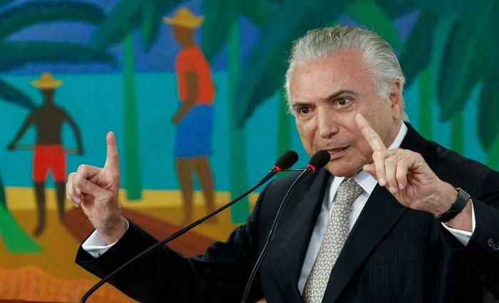 Temer sanciona Orçamento com previsão de R$ 1,7 bi para fundo eleitoral