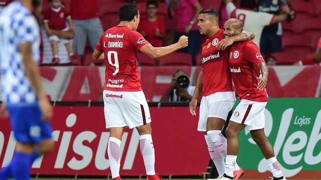 Vídeo: Inter goleia o São José no Beira-Rio e se destaca no Gauchão