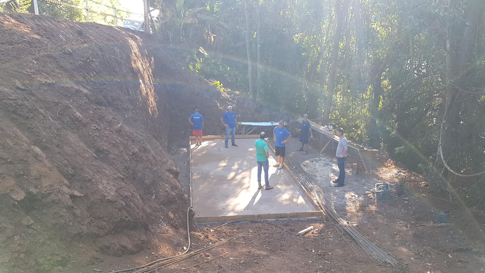 Itapiranga recebe terceira parcela para obras do Sistema de Esgoto Sanitário