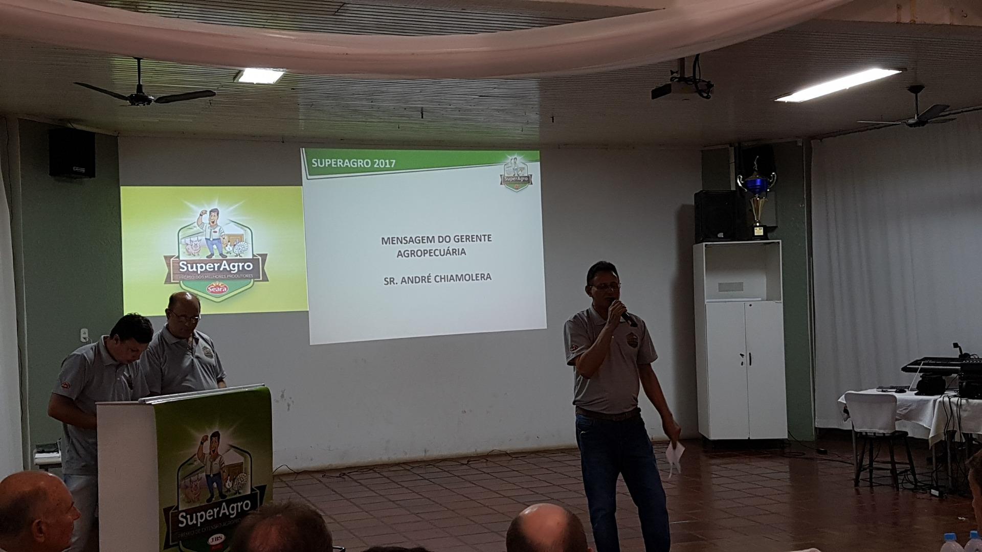 Seara de Itapiranga promove SuperAgro e distribui R$ 45 mil em prêmios