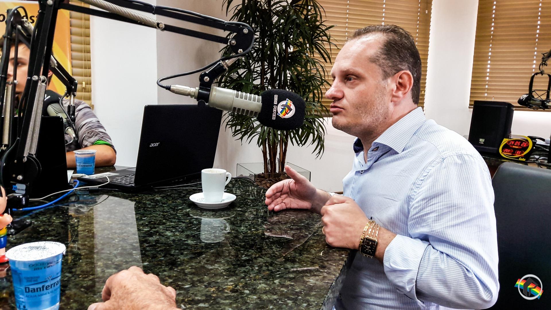 Djalmo Dávi passa a fazer parte do programa Análise do Globo em Foco