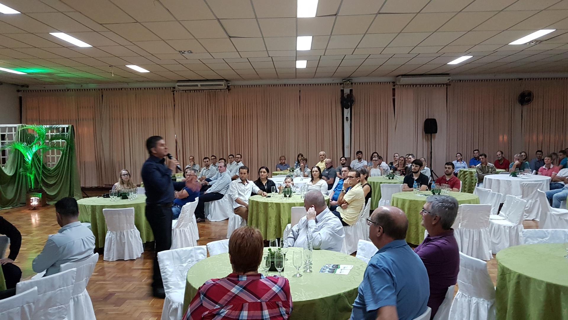 Sicredi prepara inauguração de agência em Itapiranga