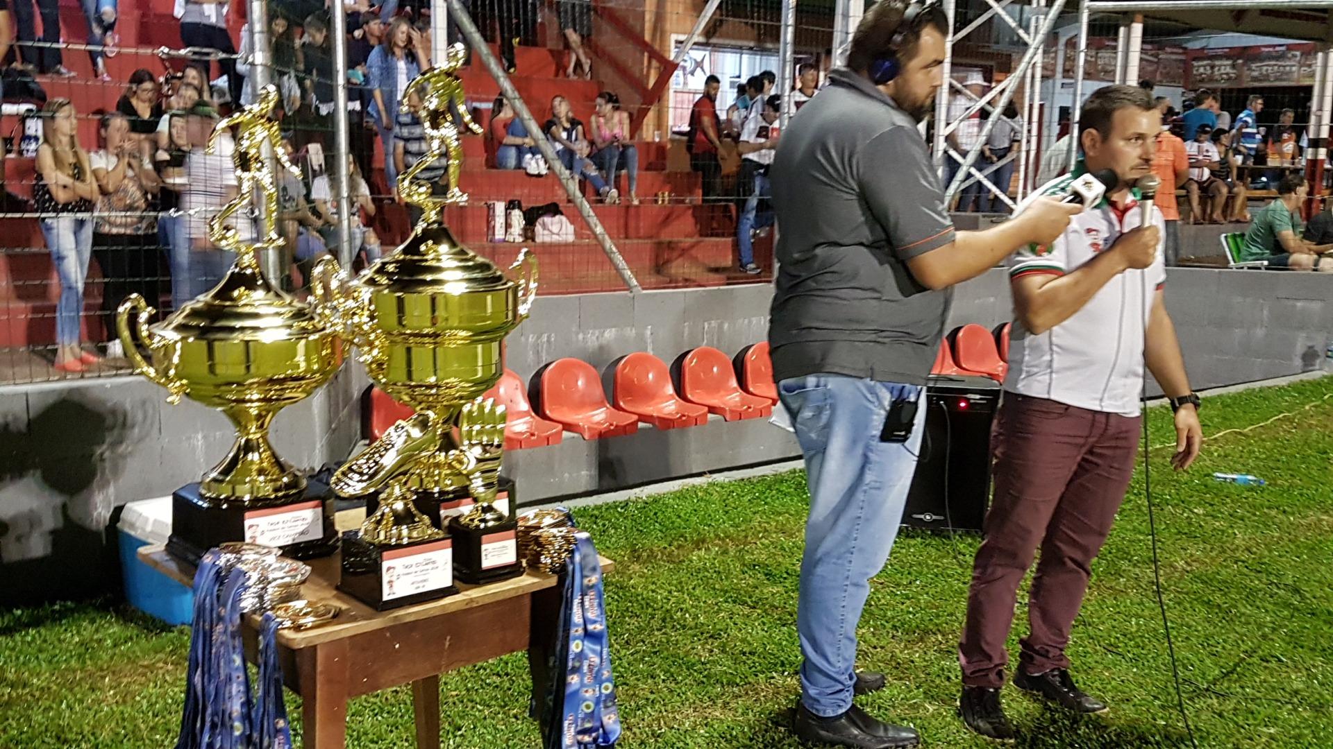 Aliança é campeão na categoria Sub 18