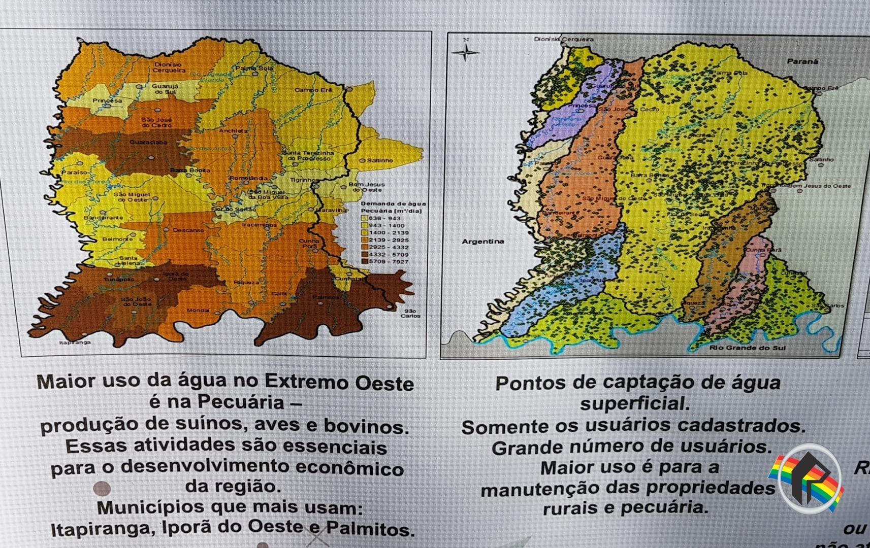 Comitê apresenta hoje o Plano de Recursos Hídricos da região