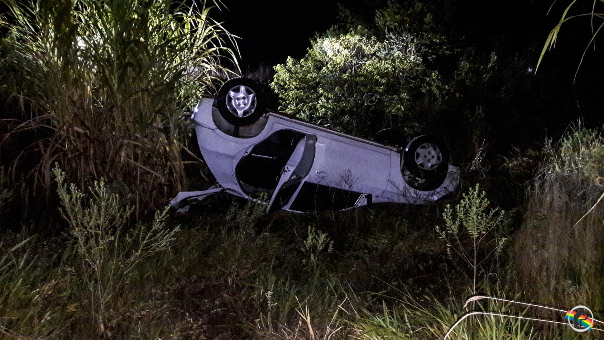 VÍDEO: Homem relata como foi o acidente na BR-163