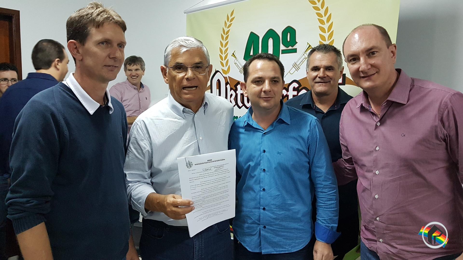 Governador visita Itapiranga e não anuncia recursos para a região