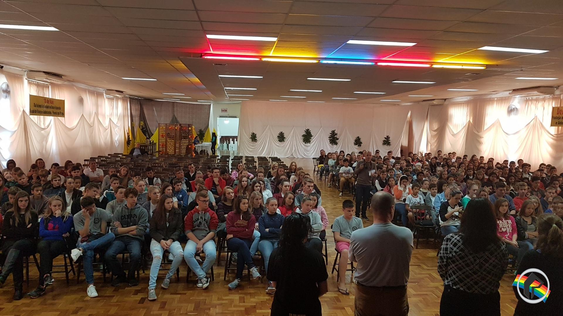 Entidades realizam evento de combate ao abuso sexual