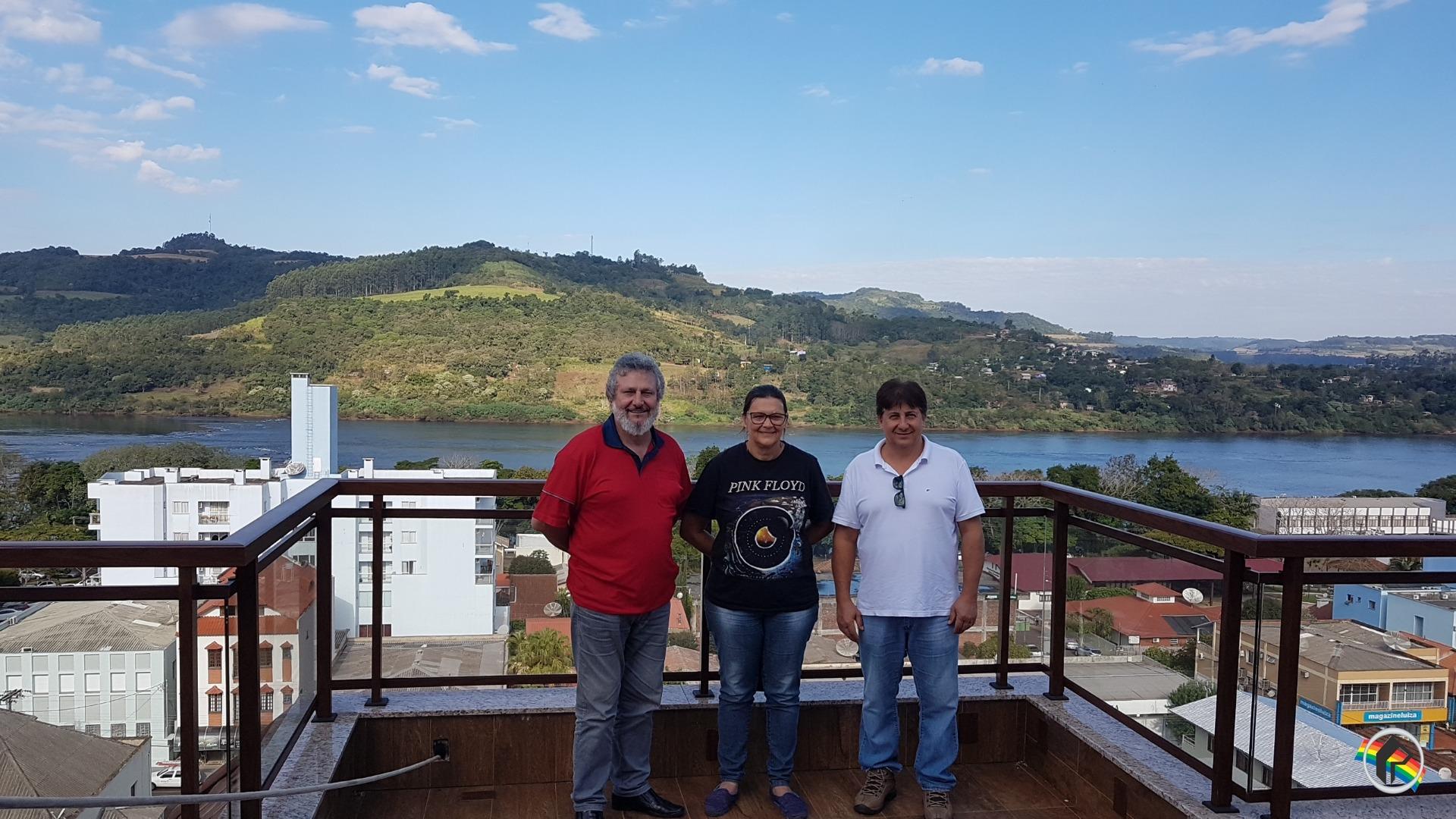 Deputado realiza reuniões com partidários em Itapiranga
