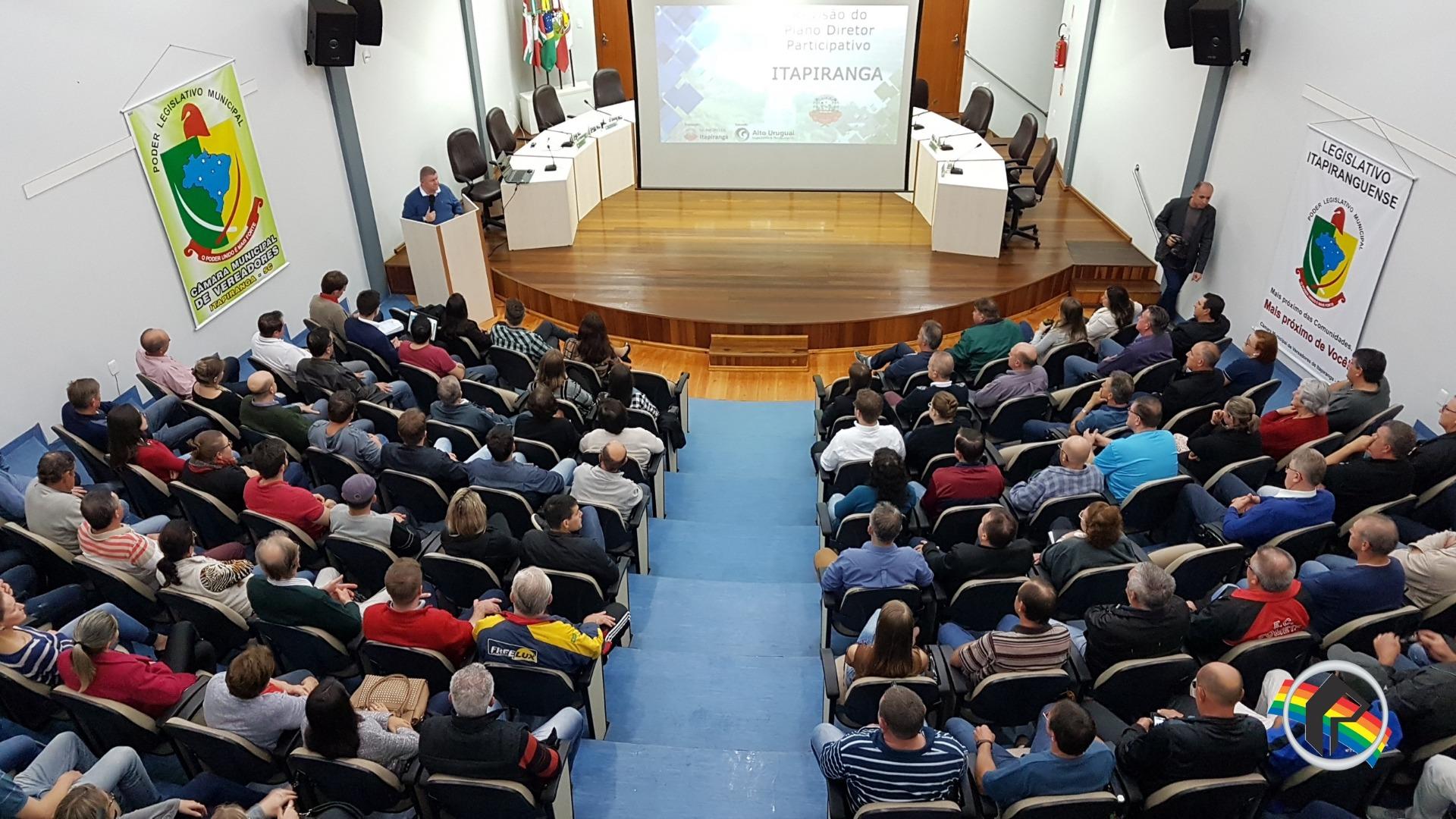 Itapiranga realiza Audiência Pública para aprovação do diagnóstico sócio ambiental