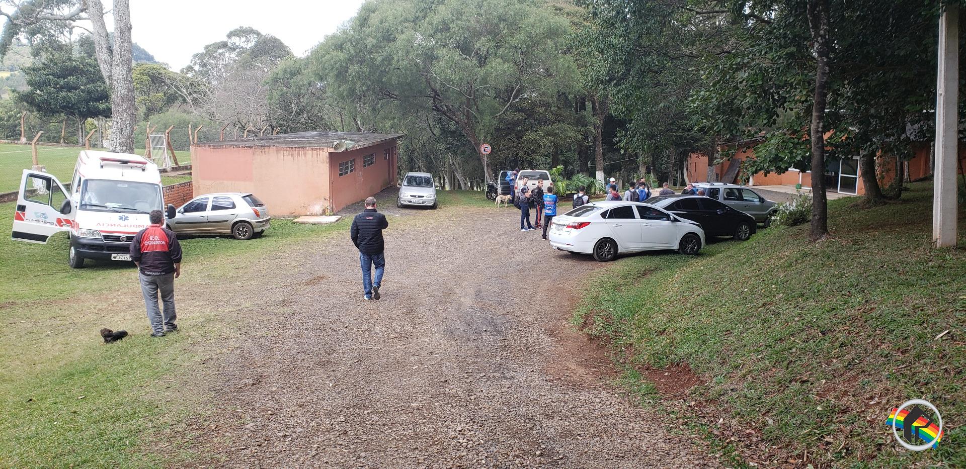 Cometa perde fora de casa pelo Estadual de Amadores