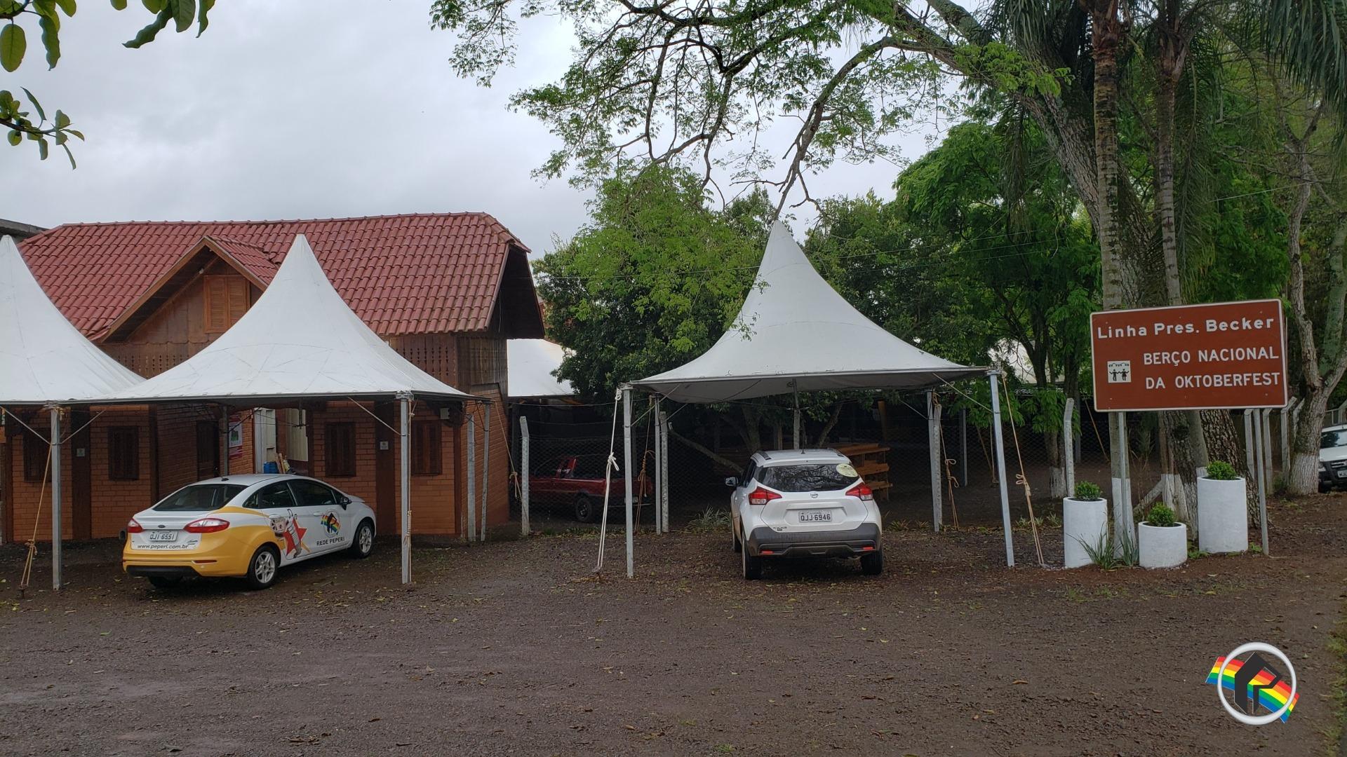 Linha Becker intensifica preparativos para a abertura da 40ª Oktoberfest