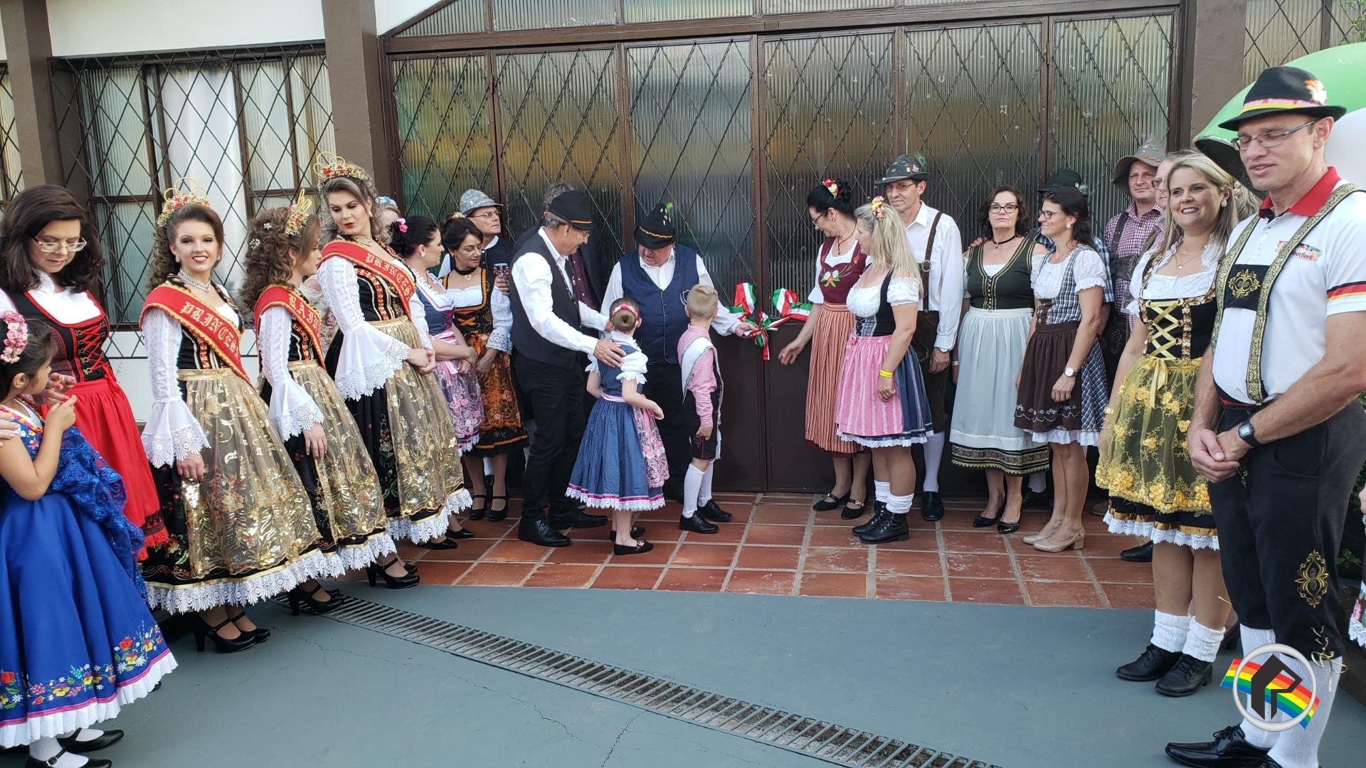 Aberta a 40ª Oktoberfest de Itapiranga