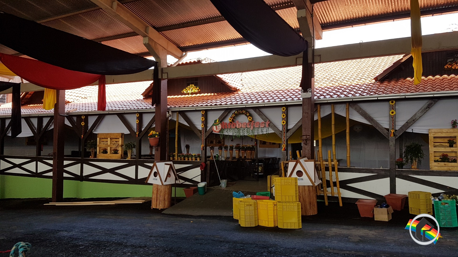 Oktoberfest na cidade inicia nesta quarta-feira