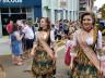 Desfile da Oktoberfest é o maior da história