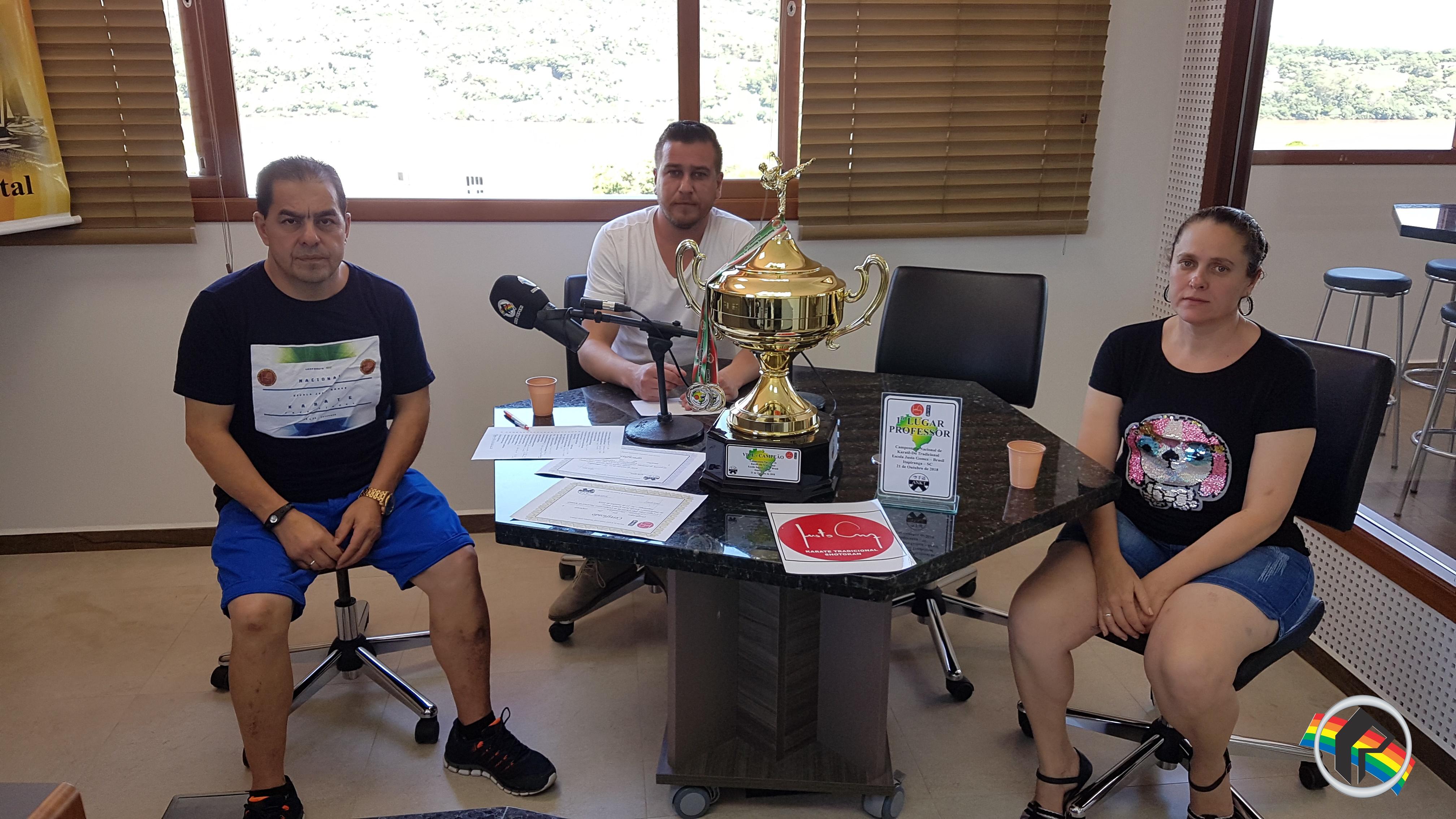 Itapiranga é o segundo colocado em torneio nacional realizado no município