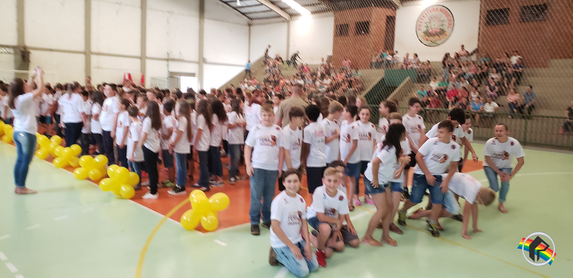 Proerd forma 210 alunos em Itapiranga