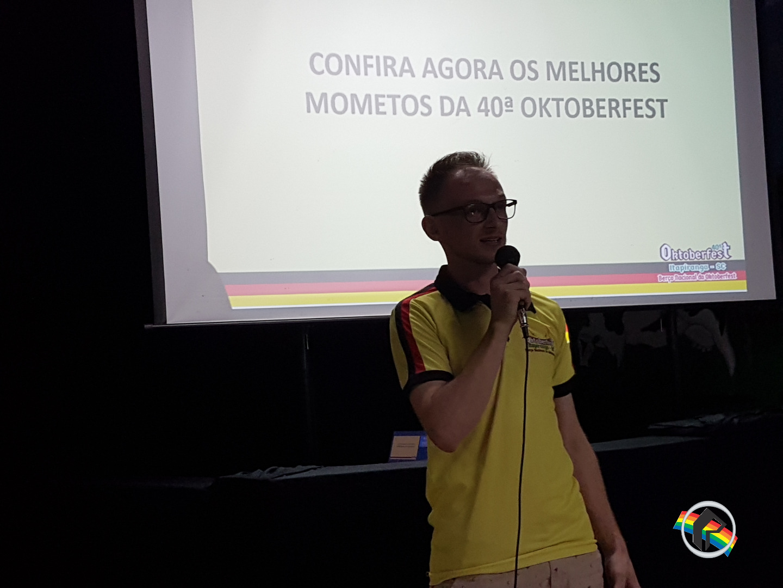CCO da 40ª Oktoberfest presta contas