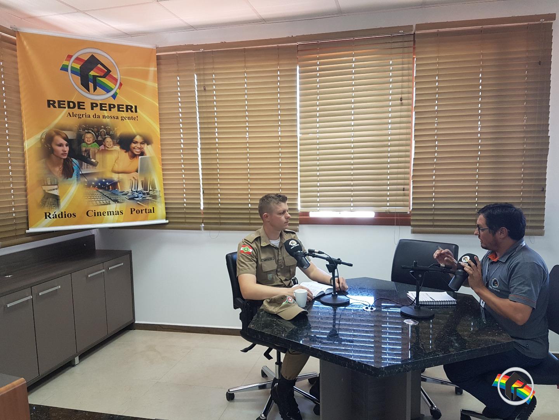 Polícia Militar orienta população sobre cuidados para evitar furtos no período de férias