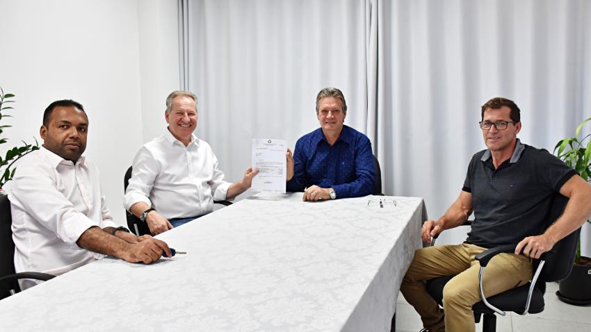 Câmara de Vereadores de São Miguel do Oeste repassa R$ 350 mil para prefeitura