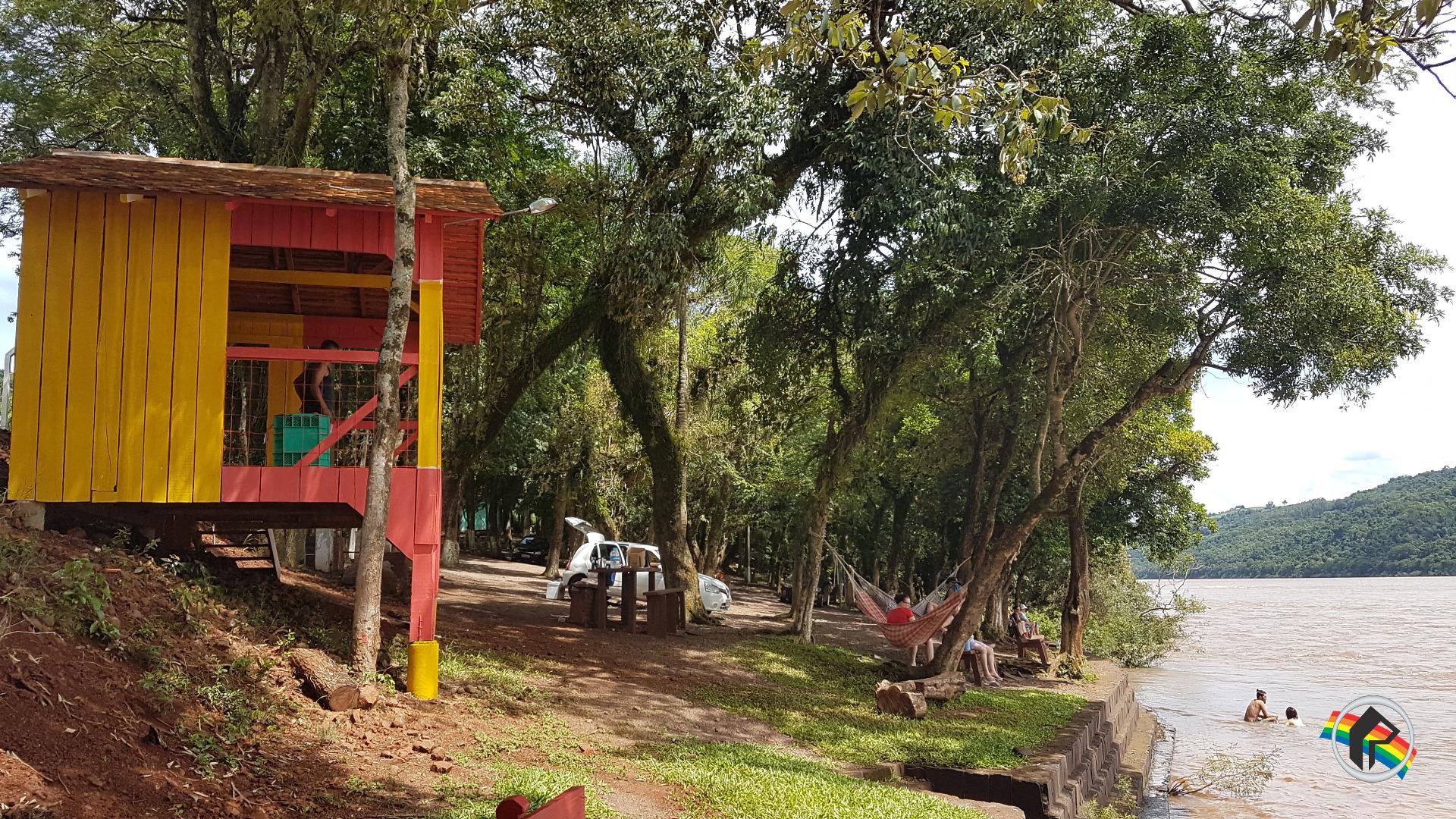 Prefeitura investe R$ 20 mil em área de lazer de Itapiranga