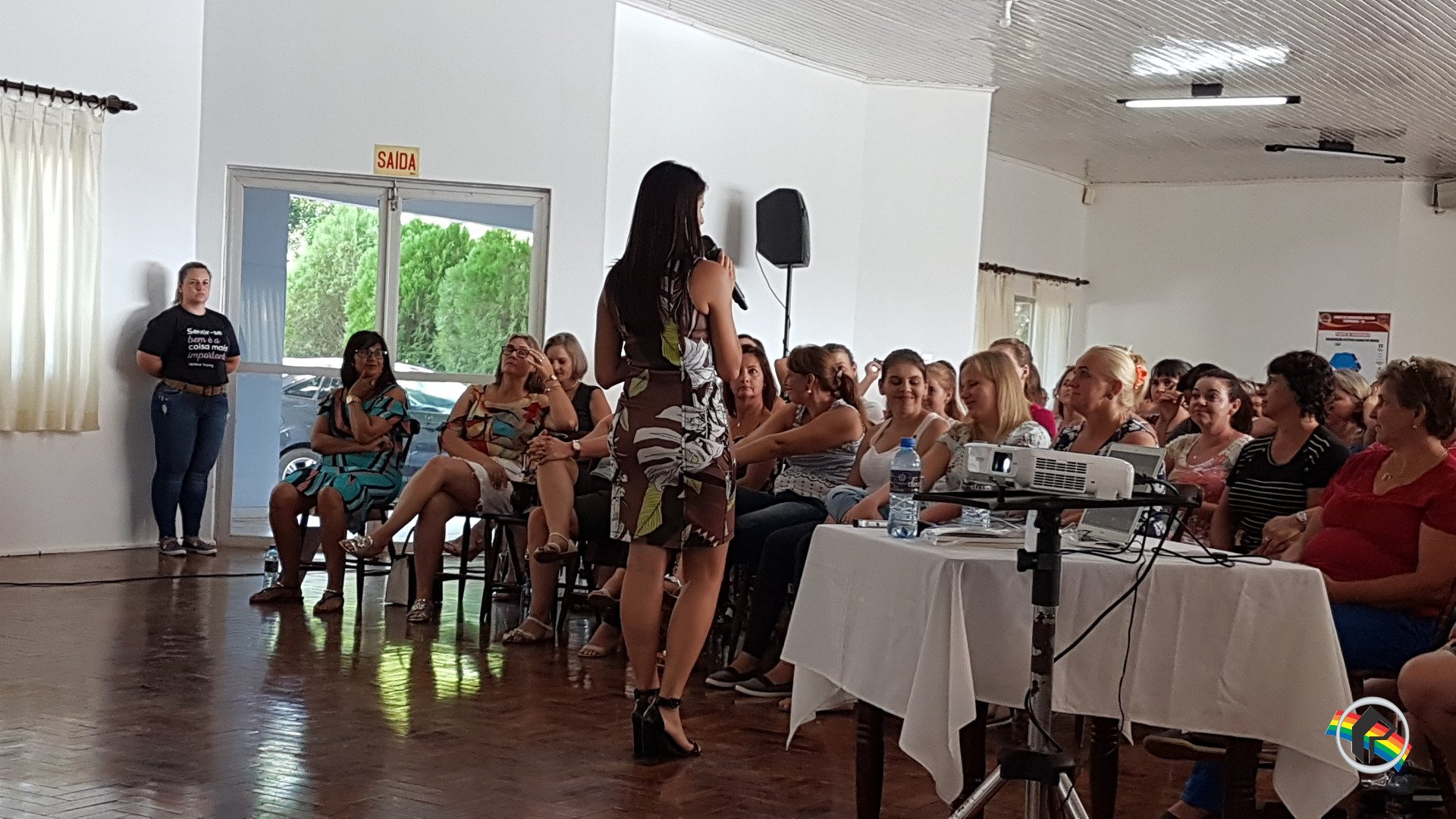 Secretaria de Educação de Itapiranga promove evento para abertura do ano letivo