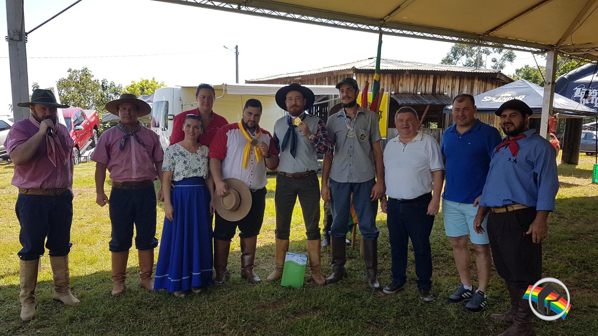 Itapiranga sedia 16º Rodeio Crioulo Interestadual