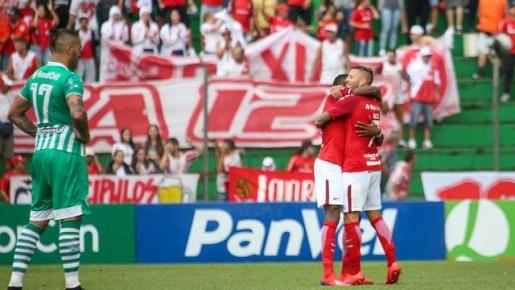 Com gols de Nico e Pedro Lucas, Inter vence o Juventude no Jaconi