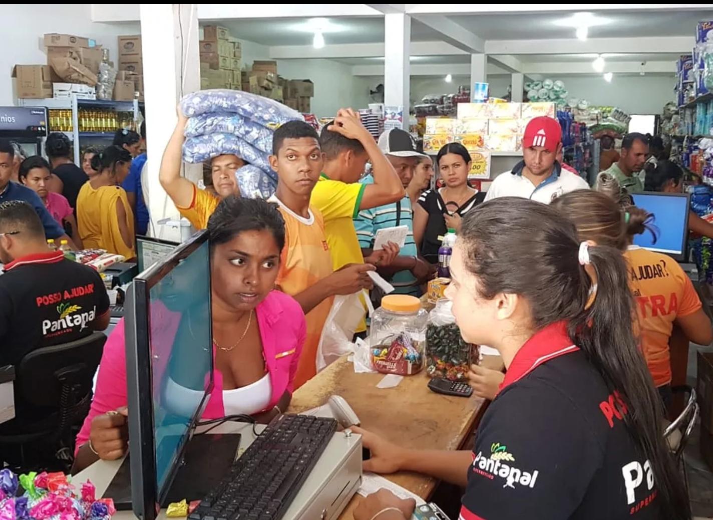Maduro fecha fronteira da Venezuela com o Brasil