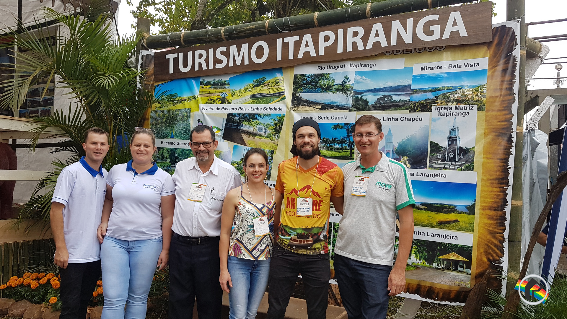 Potencialidades turísticas são demonstradas na 10ª Efrait
