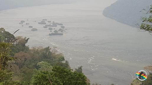 Rio Uruguai registra baixa e complica a navegação
