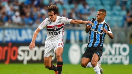 VÍDEO: Grêmio vence e garante permanência do G-4 do Campeonato Brasileiro