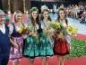 Tainá Dill é a rainha da 42ª Oktoberfest