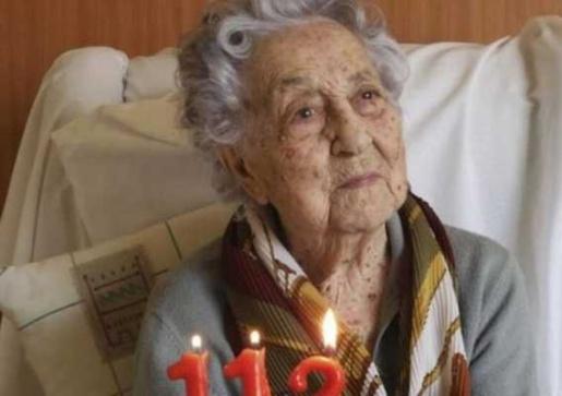 Senhora de 113 anos é a mais velha do mundo a vencer o Coronavírus