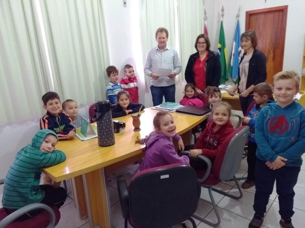 Escola Cinderela promove ações de conscientização e de preservação do meio ambiente