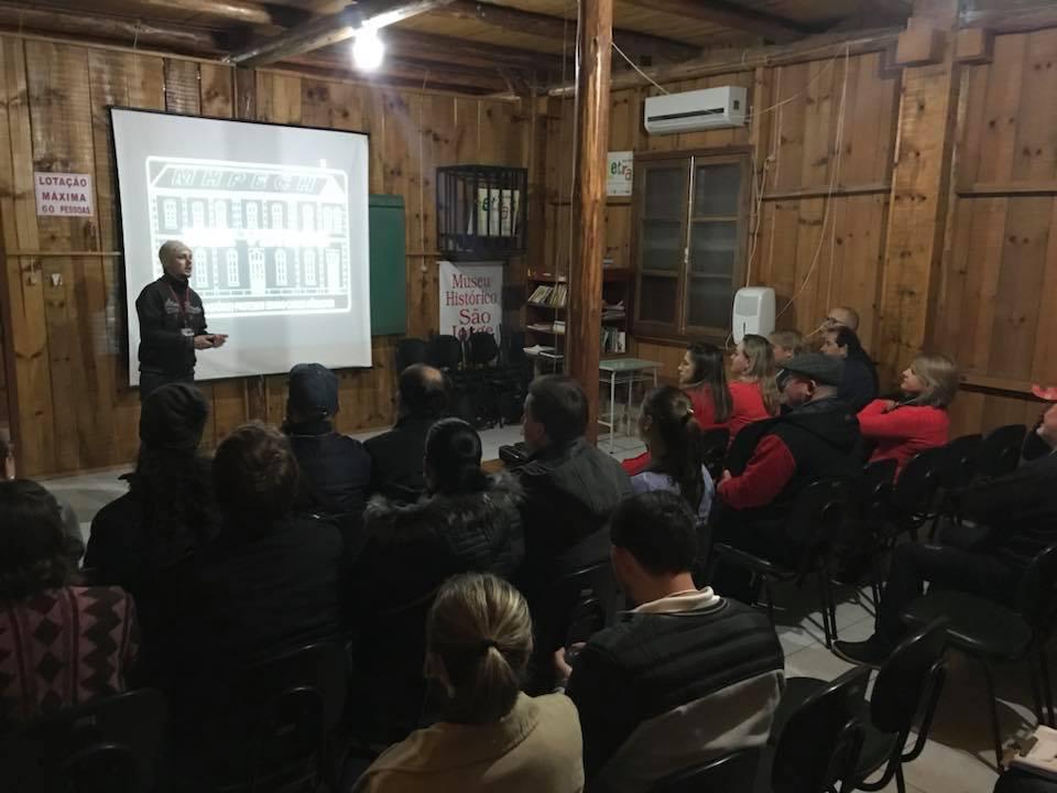 Roteiro turístico experimental é realizado em Guaraciaba