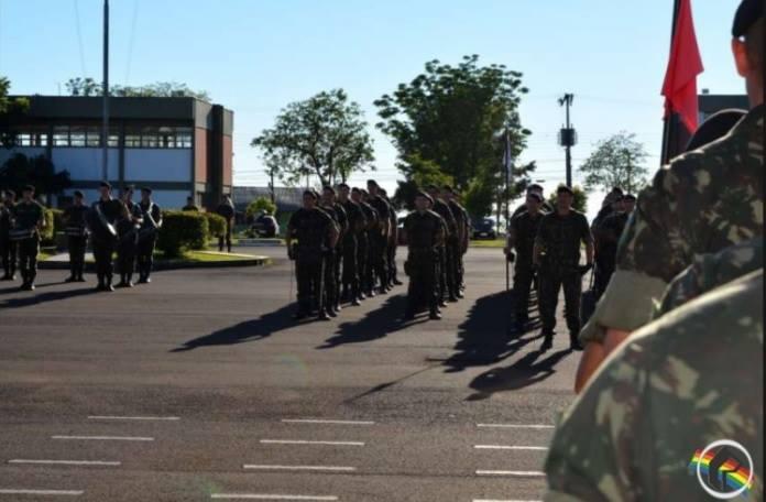 Quartel inicia seleção dos jovens para o serviço militar