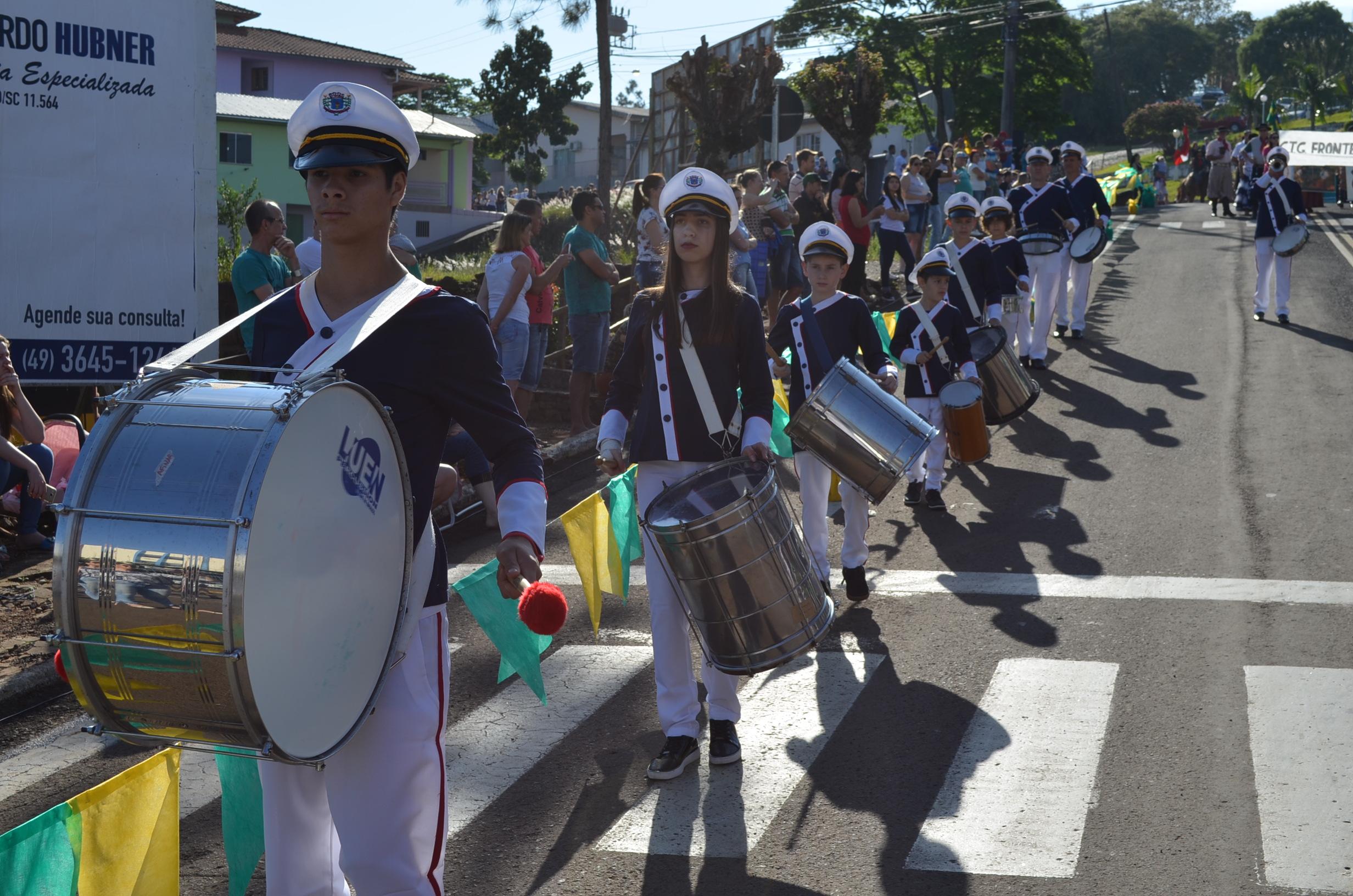 Banda de Fanfarra inicia ensaios para o Desfile de 7 de Setembro