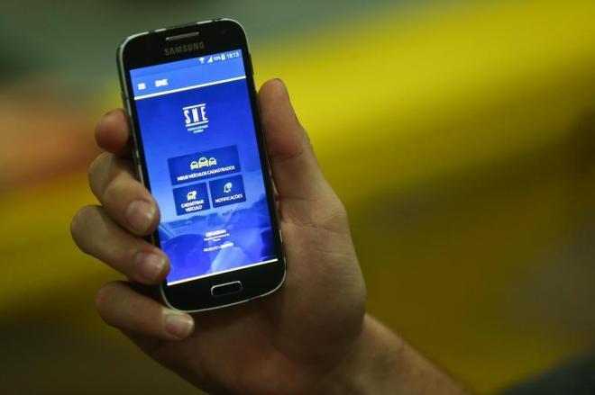 Aplicativo gratuito dará descontos para infratores catarinenses