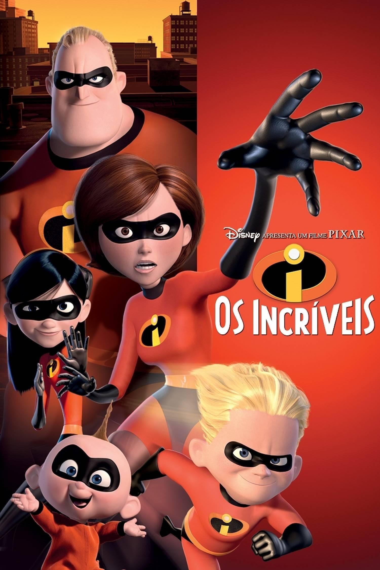 Os Incríveis 2 - 3D