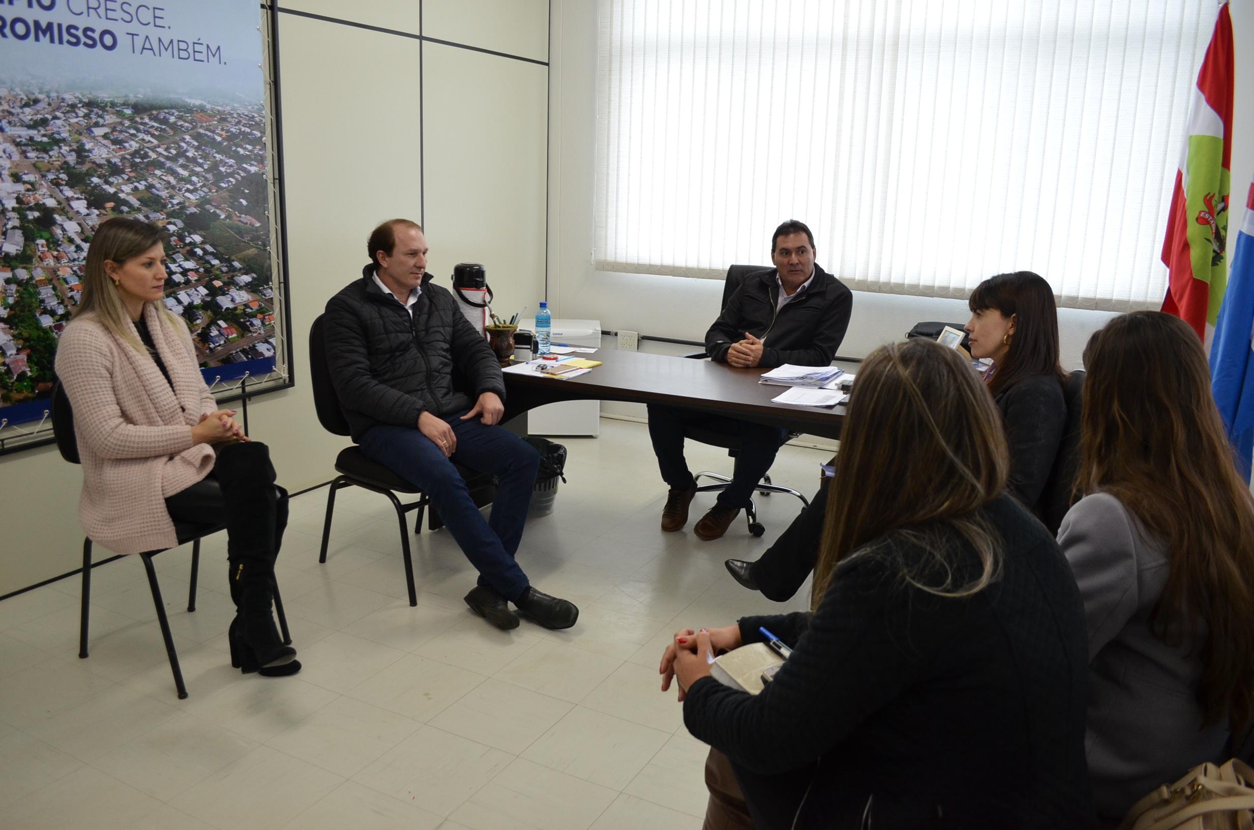 Assinado convênio para o projeto OdontoSesc em Guaraciaba